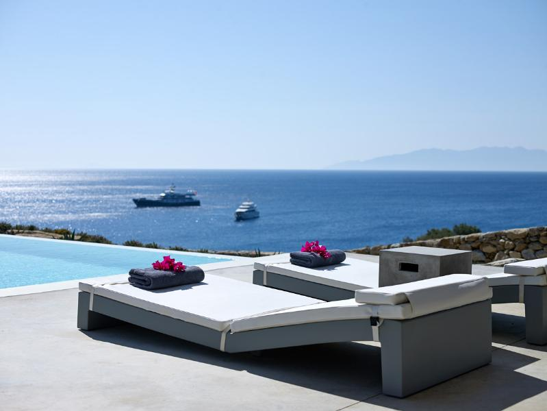 Gv Mykonos Heavenly Seafront Estate - Image 1 - Mykonos - rentals