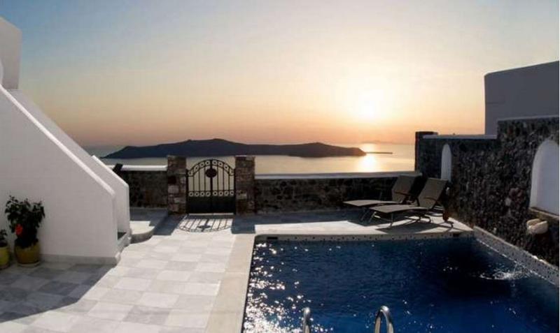 Dream Luxury Villa - Dream Luxury Villa - Santorini - rentals