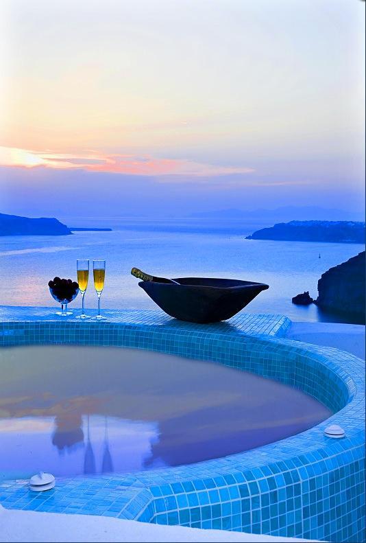 Blue Angel Villa - Blue Angel Villa - Santorini - rentals