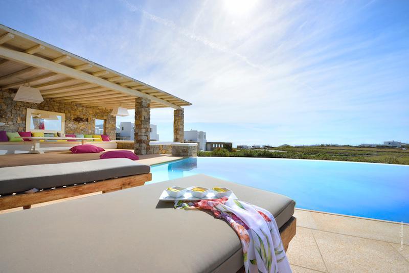 Villa Efterpi - Villa Efterpi - Mykonos - rentals