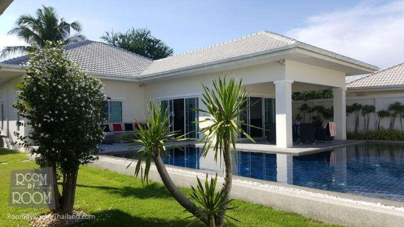 Villas for rent in Hua Hin: V6220 - Image 1 - Hua Hin - rentals