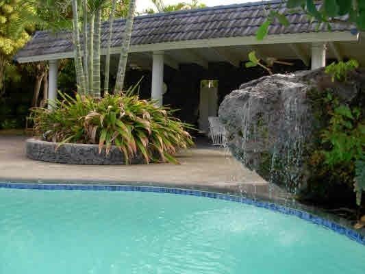 Oceantop Villa- Luxury for 18  Guests!! - Image 1 - Kailua-Kona - rentals