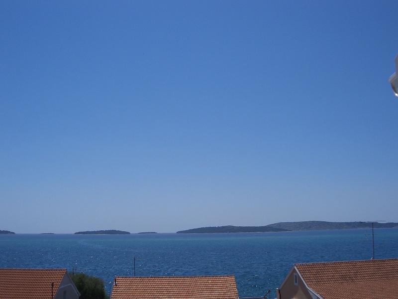 A2(12): terrace view - 4943  A2(12) - Brodarica - Brodarica - rentals
