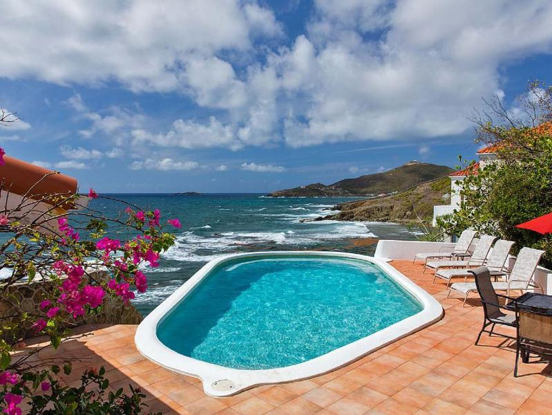 Sesa Watch, Dawn Beach Estates, St Maarten - SEA WATCH...3 BR so much ocean it's like living on a yacht - Dawn Beach - rentals
