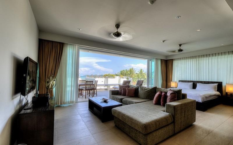 LAWA - Luxury Apartment with partial sea view - Image 1 - Rawai - rentals