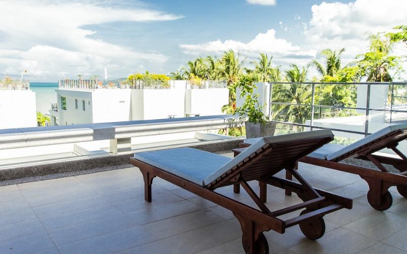 Luxury Two Bedroom Apartment with partial sea view - Image 1 - Rawai - rentals