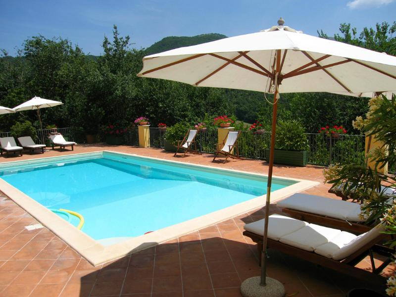 CASETTA/KATE MOSS, THE FAMOUS MODEL, STAYED HERE ! - Image 1 - Spoleto - rentals