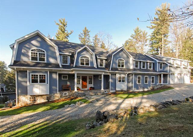 Lake Winnipesaukee luxury home (THI48Wf) - Image 1 - Meredith - rentals