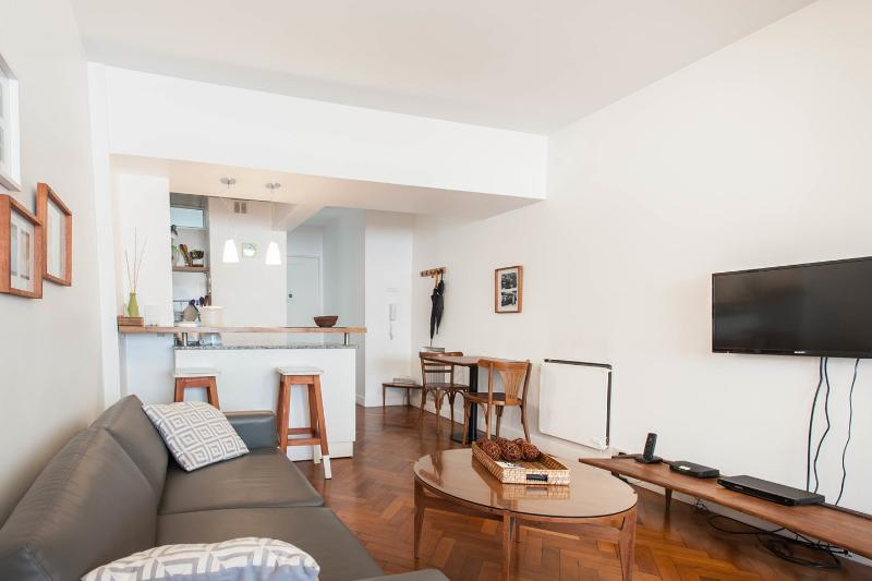 Living Room - Renovated and Desing Studio in Palermo - Buenos Aires - rentals