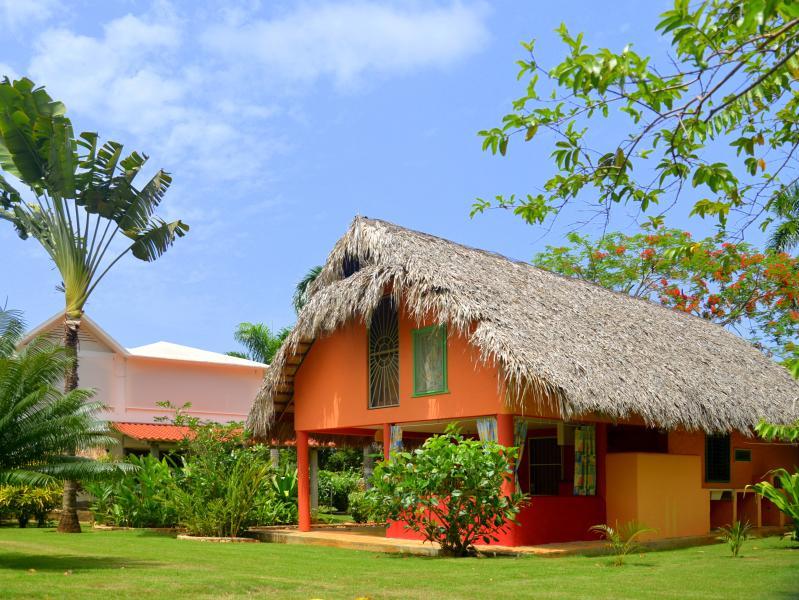 house with pool  - LABELLAVENTURA IN LAS GALERAS SAMANA DOMINICAN REP - Las Galeras - rentals