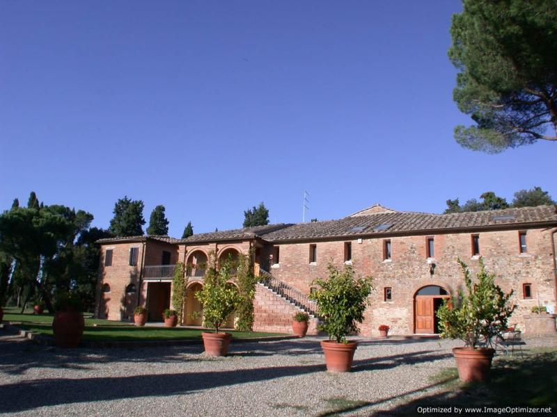 Santo Estate - Villa Opera Large villa rental near Siena - Image 1 - Siena - rentals