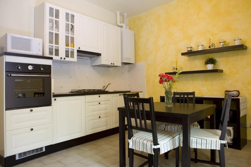The kitchen - Behind the Tower - Apartment in the center of Pisa - Pisa - rentals