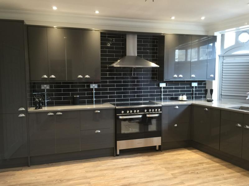Fabulous Kitchen for entertaining - Georgian Townhouse, Central Bath, Sauna & Cinema! - Bath - rentals