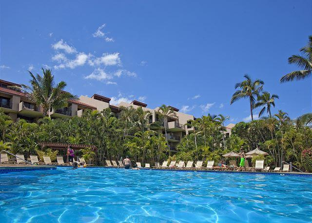 Kamaole Sands 7304 Nice Inner Courtyard 1Bd/2Ba Unit Sleeps 4  Great Rates! - Image 1 - Kihei - rentals