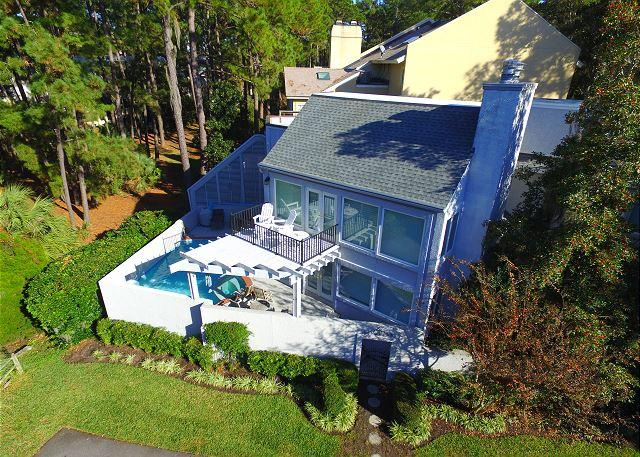 Exterior - 14 Genoa Court - Fabulous 4 bedroom house in Harbour Town! - Hilton Head - rentals