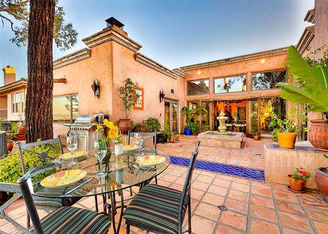Vacation in luxury in this resort-like beautiful Spanish colonial masterpiece - Image 1 - La Jolla - rentals