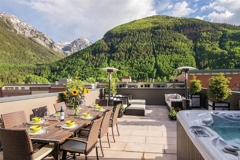 TRULUX PENTHOUSE - Image 1 - Telluride - rentals