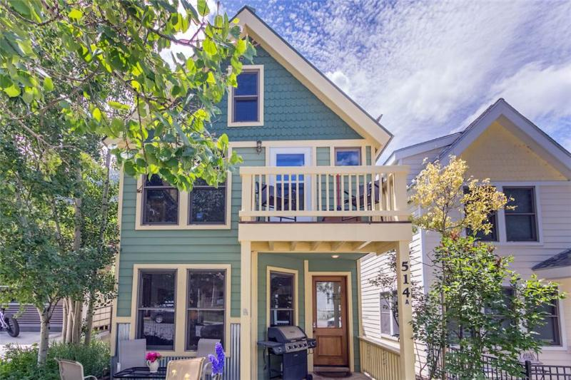 PACIFIC STREET TOWNHOUSE 2 - Image 1 - Telluride - rentals
