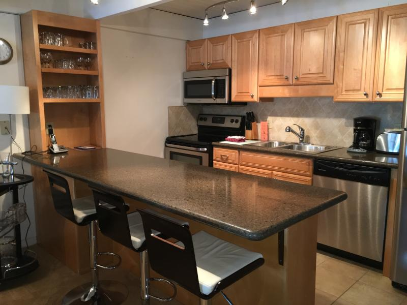 Kitchen - 2 Bedroom/2 Bath Condo At Chateau Blanc- Unit 9 - Aspen - rentals