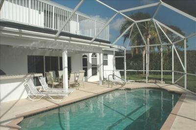 4 BR / 3 BA Villa, Private Pool - Nr Chabad - Image 1 - Boynton Beach - rentals