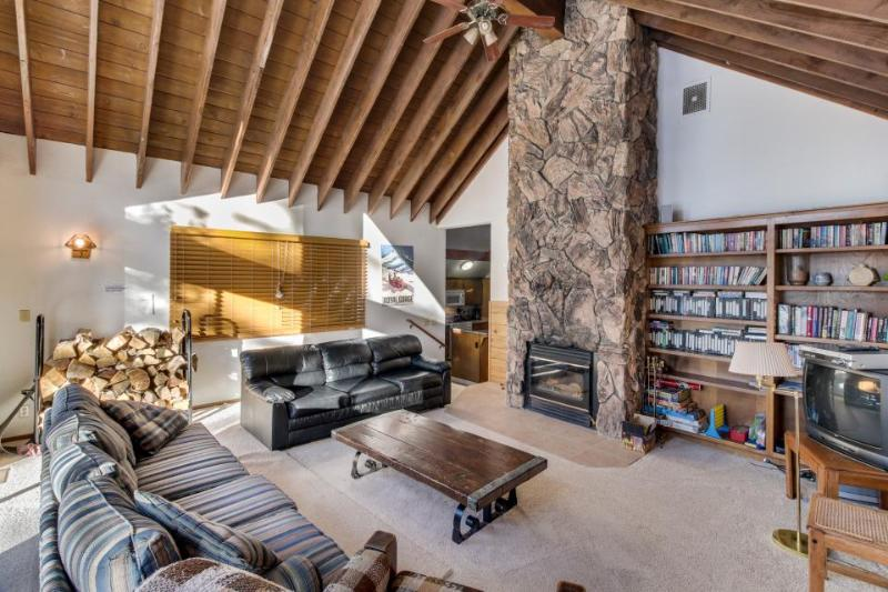 Dog-friendly chalet with a private sauna, close to three ski resorts! - Image 1 - Soda Springs - rentals