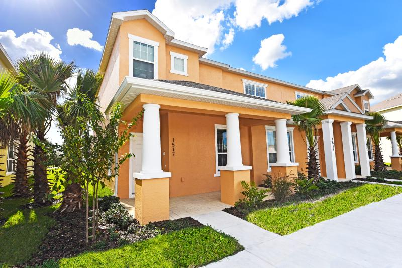 New 3Bd THome near Disney w/ Pool, Wifi-Frm $90nt! - Image 1 - Orlando - rentals