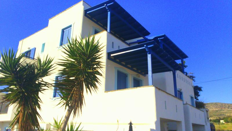 ARTEMIS STUDIO with nice sea view & near 3 beaches - Image 1 - Naxos - rentals
