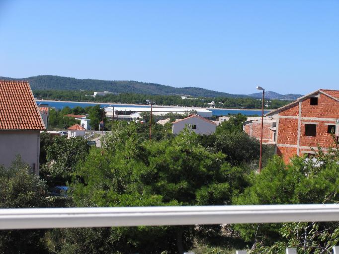SA2(3+1): terrace view - 5195 SA2(3+1) - Brodarica - Brodarica - rentals
