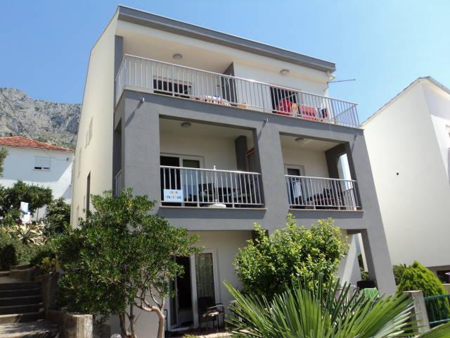 house - 35475 A4 zeleni(2+2) - Brist - Brist - rentals