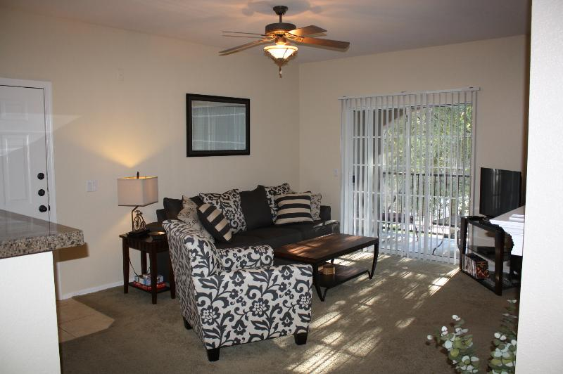 Beautiful La Reserve at Boulder Canyon Condo!  (MINIMUM 30 DAY STAY) - Image 1 - Tucson - rentals