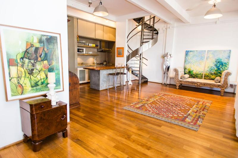 Fabulous Vintage Loft in the Heart of Palermo Soho - Image 1 - Buenos Aires - rentals