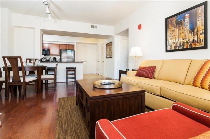 Stay Alfred Central Downtown DC Location TC2 - Image 1 - Washington DC - rentals