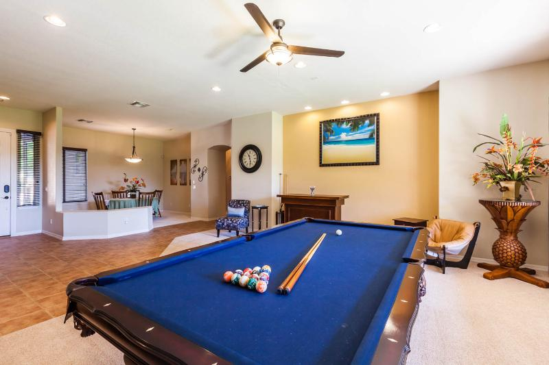 Championship pool table - Spotless Luxury Retreat Awaits You-No Booking Fees - Glendale - rentals