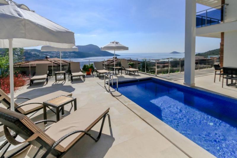 Aqua Apartment - Mavi Su House - Image 1 - Kalkan - rentals