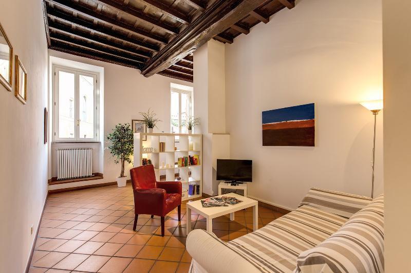 Living area - Spagna 1 - Rome - rentals
