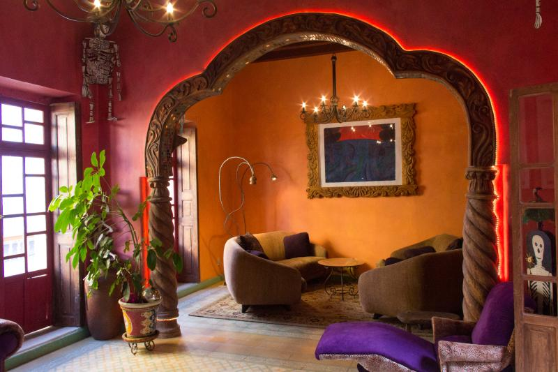 Huge and Classy 3 Bedroom House in Historic Center - Image 1 - Guanajuato - rentals