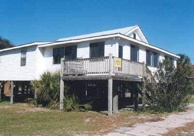 "1501A Palmetto Blvd -""An Edisto Seabrook Retreat"" - Image 1 - Edisto Beach - rentals"
