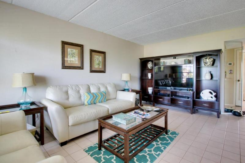 Coastal condo w/shared pool - dog-friendly, close to beach! - Image 1 - South Padre Island - rentals