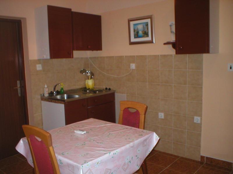 A1(2+1): kitchen and dining room - 8255  A1(2+1) - Vir - Vir - rentals