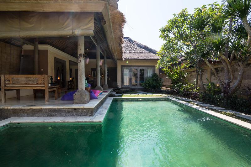 The Pool - Dream Villa 2BR in Umalas, Daily / Monthly , Low Rates ! - Kuta - rentals