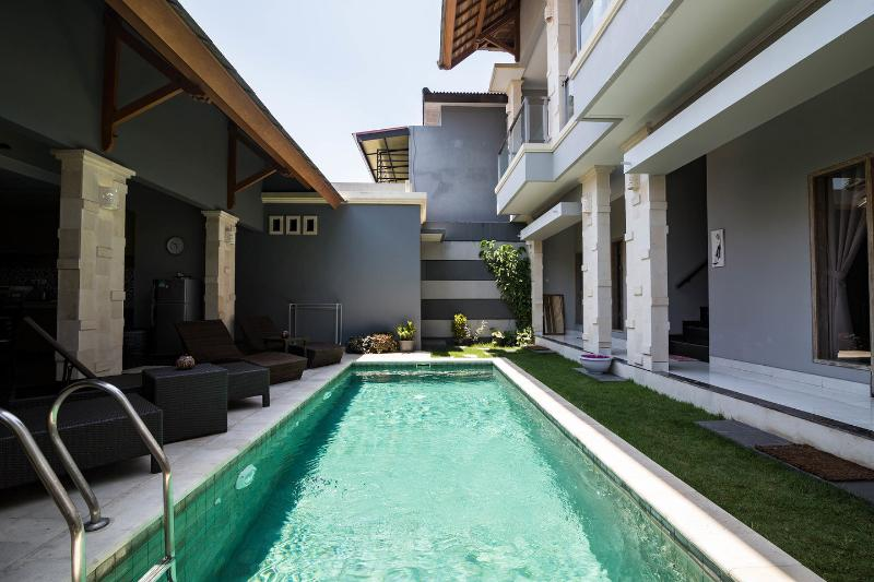 The Pool - New 4 Bedroom 4 bathroom villa with private pool - Kuta - rentals