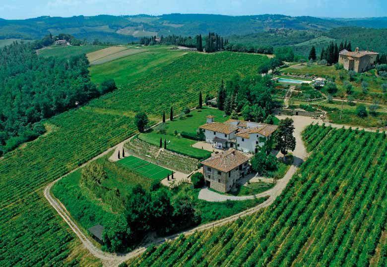 9 bedroom Villa in Greve in Chianti, Chianti, Tuscany, Italy : ref 2307260 - Image 1 - Greve in Chianti - rentals