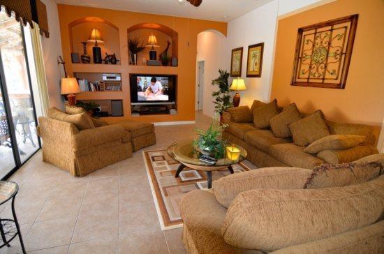 4 Bedroom 3 Bath Legacy Park Pool Home. 918CR - Image 1 - Kissimmee - rentals