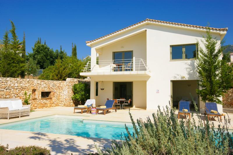 Ideales Resort - villa Porfyra - Ideales Resort villa Porfyra - Trapezaki - rentals
