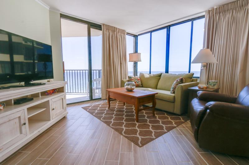 Ocean view from every room - Sunbird - OCEAN FRONT MASTER BEDROOM 8th Floor - Panama City Beach - rentals