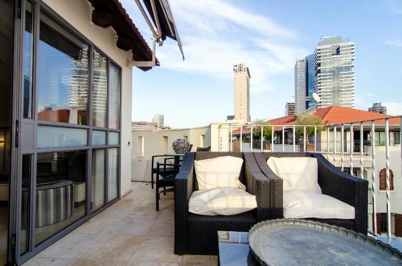 Stunning 2 Bedroom Duplex - Neve Tzedek - Image 1 - Tel Aviv - rentals