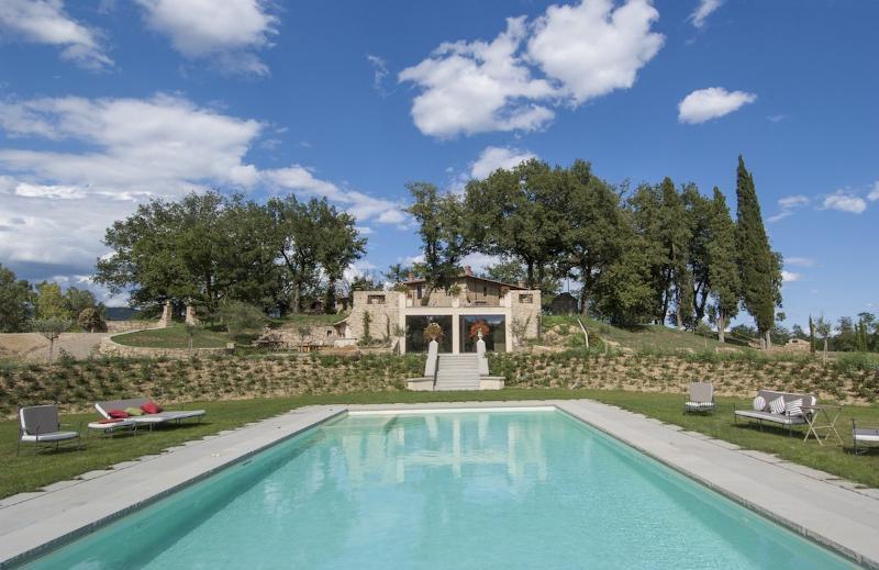 Villa Canto Alla Moraia - Villa Canto Alla Moraia - Castiglion Fibocchi - rentals