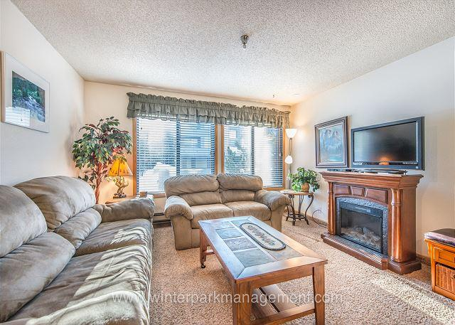 Cozy Studio at SnowBlaze Condominiums. - Image 1 - Winter Park - rentals