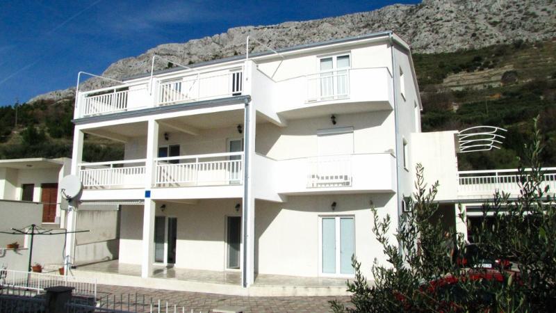 house - 00509STAN  A1-donji mali(2+2) - Stanici - Stanici - rentals