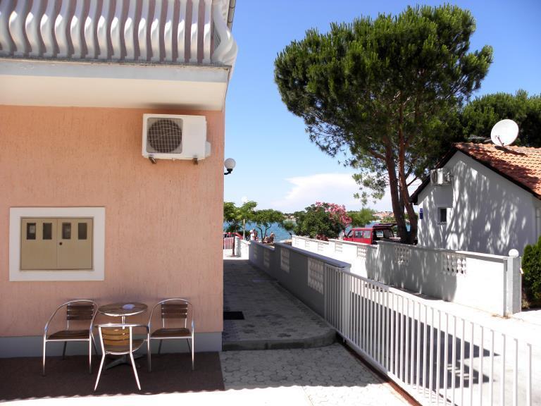 A1(2+1): terrace - 2713 A1(2+1) - Vir - Vir - rentals